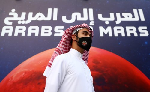 Arabs to Mars