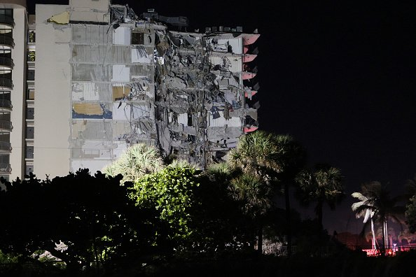 Night of collapse