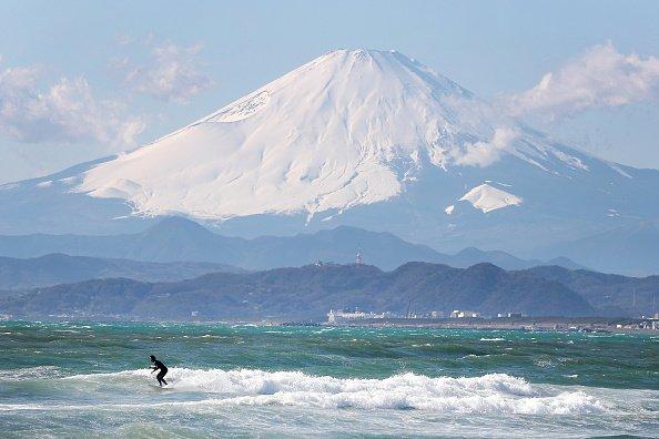 Surfing venue