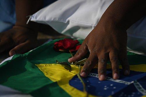 Brazil's COVID-19 Milestone