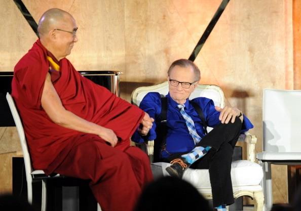 The Dalai Lama, 2014