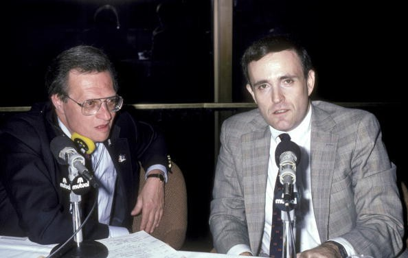 Rudy Giuliani, 1986