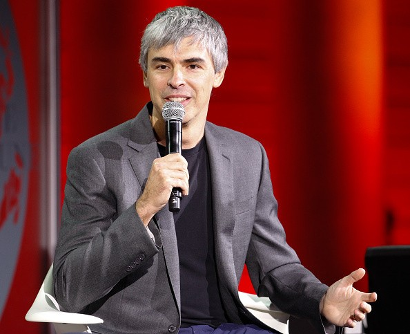 Larry Page, $89.4 billion