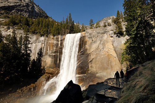 Yosemite's Vernal Falls