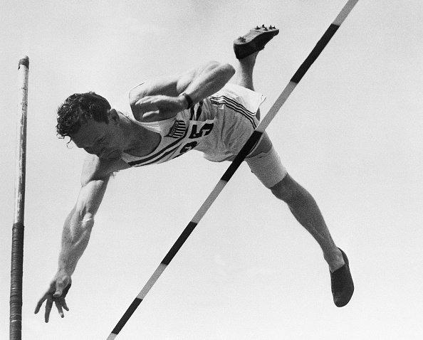 Rev. Bob Richards at 1952 Helsinki Games