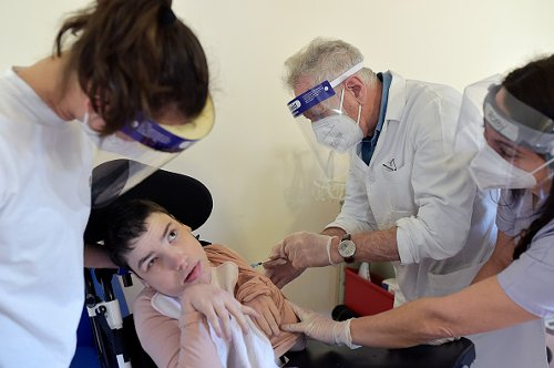 Vaccinating the disabled