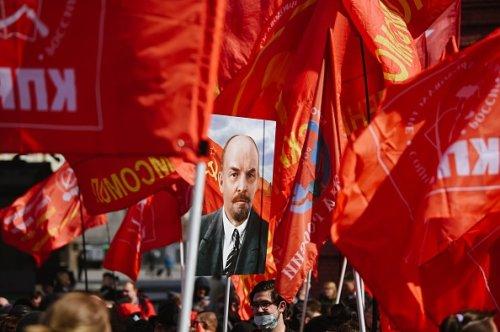 Celebrazioni per il 151° anniversario della nascita di Vladimir Lenin