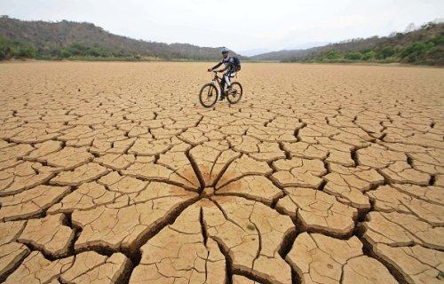 Bone dry ride