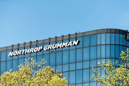Reading The Naked Charts: Northrop Grumman (NOC) Trending Higher