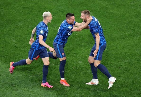 Slovakia celebrates