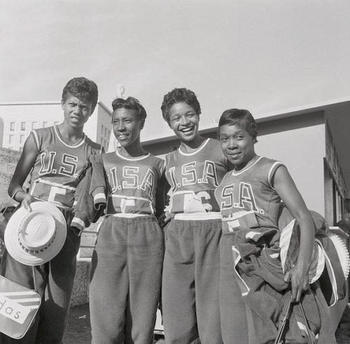 U.S. Women's 400-meter relay team