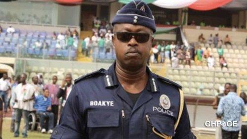 The police service is not for jokers – Kofi Boakye
