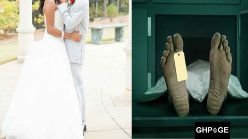 18-year-old bride dies on wedding night from heart attack