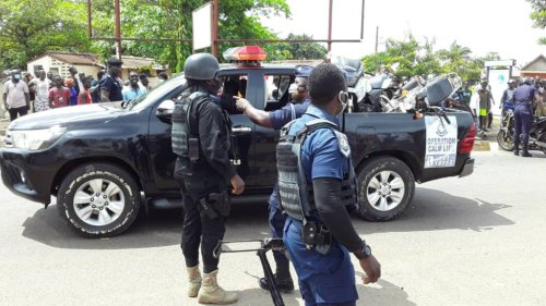 Bullion van attack: 215 suspects arrested in police swoop
