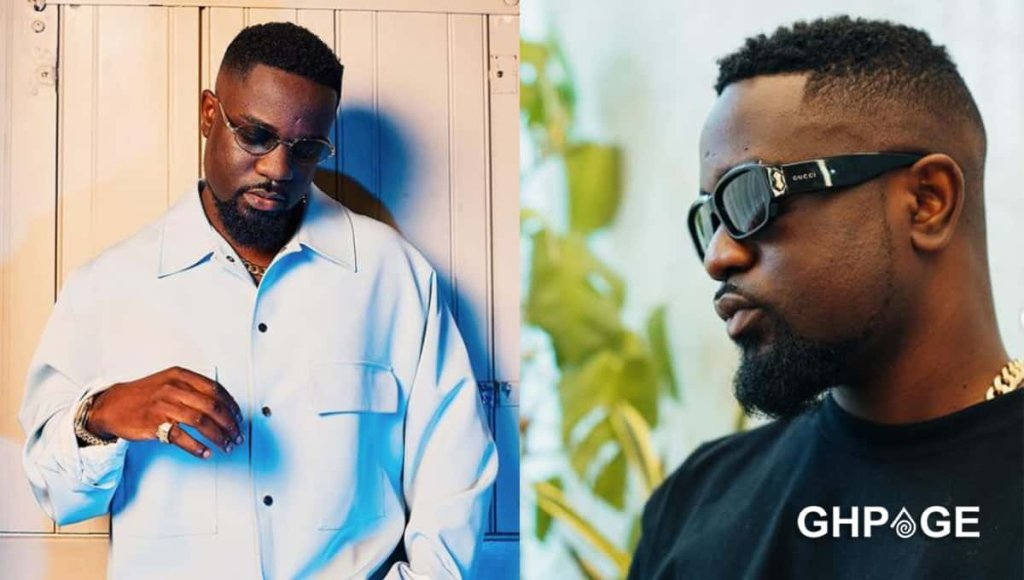 Sarkodie - cover
