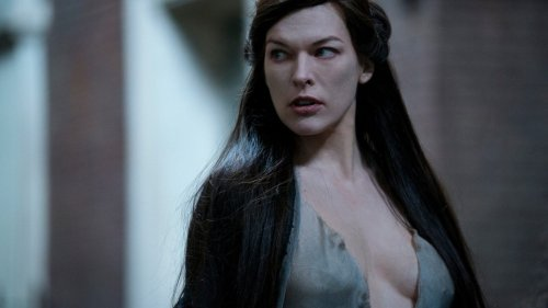 Two Big Milla Jovovich Hits Just Arrived On Netflix