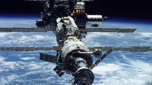 The International Space Station Is Leaking Air