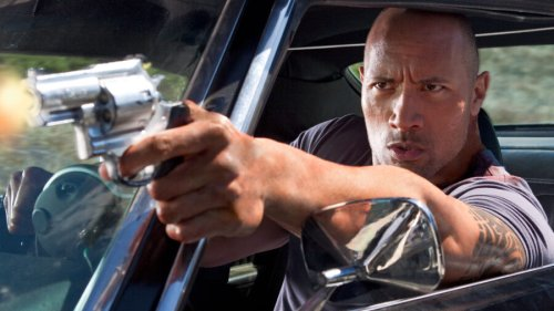 Dwayne Johnson Shows Off New Look At Netflix Action Movie