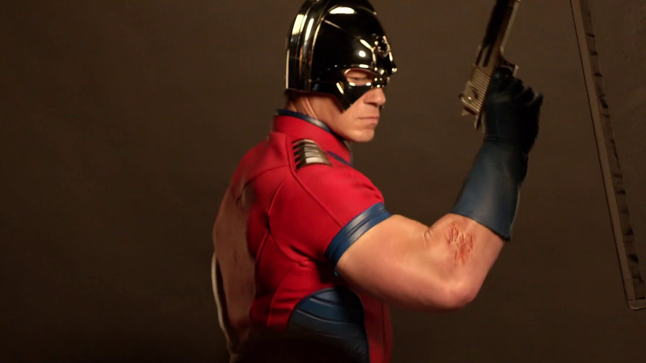 John Cena To Star In A The Suicide Squad TV Show Spinoff Called Peacemaker