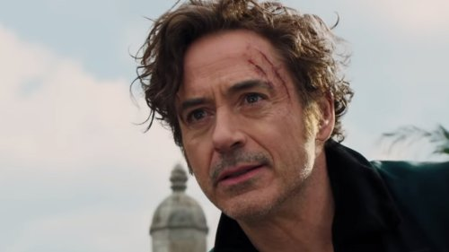 Robert Downey Jr. May Finally Be Making The Sequel His Fans Wanted