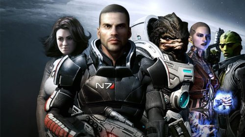 Mass Effect Is Being Turned Into A Netflix Series