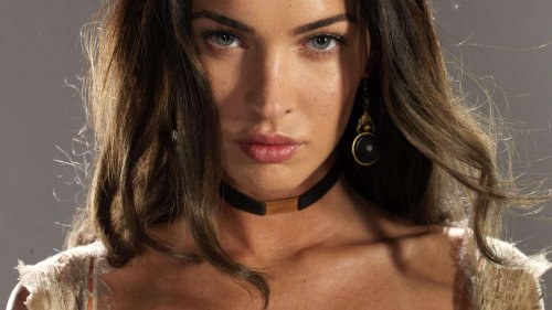 Megan Fox Explains Why She's Walking Around Without Clothes On