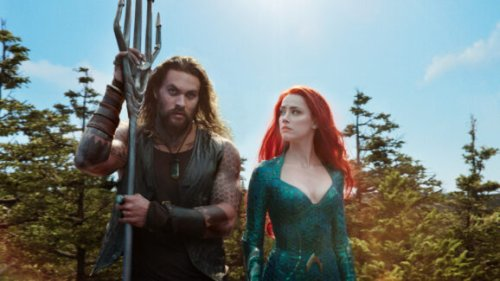 First Aquaman 2 Teaser Has Amber Heard And Jason Momoa Battling In The Lost Kingdom