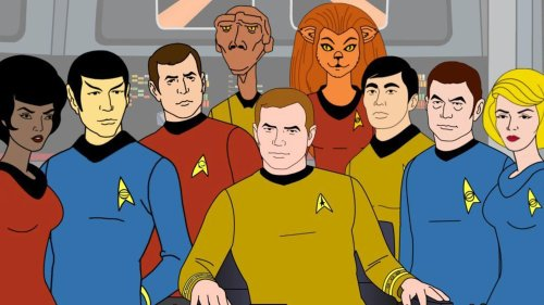 Exclusive: Star Trek Animated Series Characters Are Coming To Live-Action