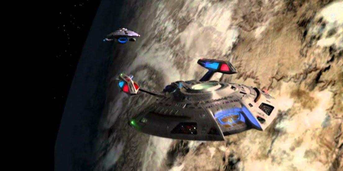 Star Trek: Voyager's Best Episode