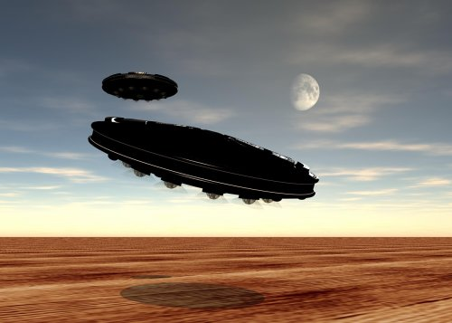 UFO Sighting Unable To Be Explained By FAA