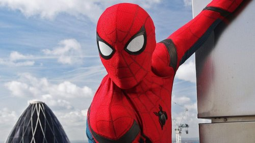 See Spider-Man Meet The Pope At The Vatican In Real Life