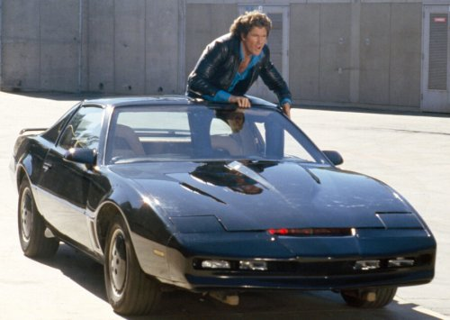 The Knight Rider Movie: David Hasselhoff Has A Hand In The Project