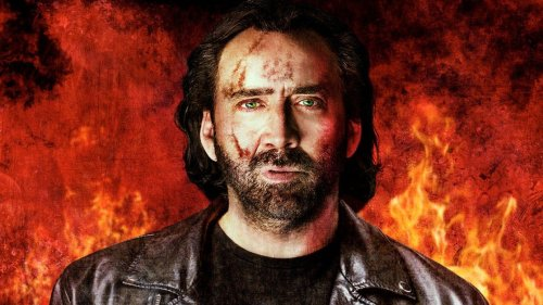 A Crazy Nic Cage Movie Just Hit Netflix