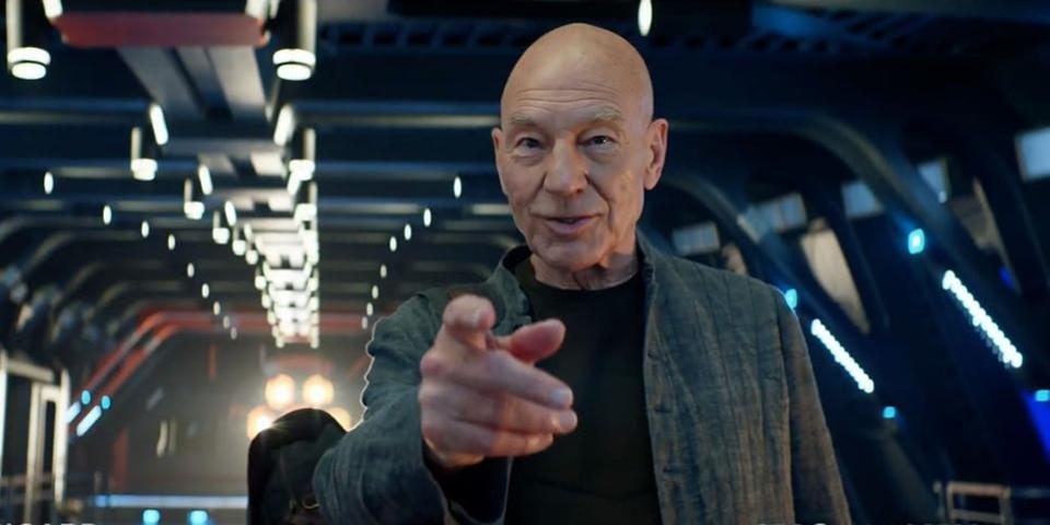 Star Trek: Picard Season 2 – First Teaser Trailer Arrives And Goes Q