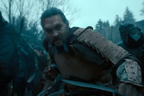 See Jason Momoa Fight Dave Bautista In New Apple TV See Trailer
