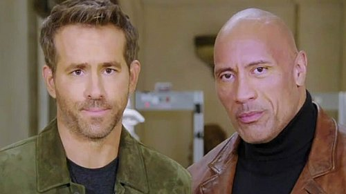 Ryan Reynolds Teaming Up With Dwayne Johnson For A Movie