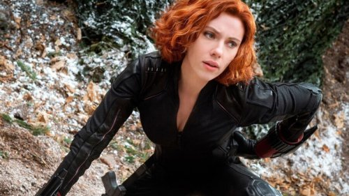 Scarlett Johansson's Black Widow Being Released On Streaming At Last