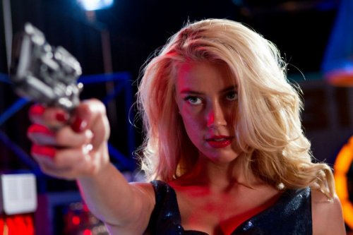 Amber Heard's New Movie Just Released, And It's A Disaster