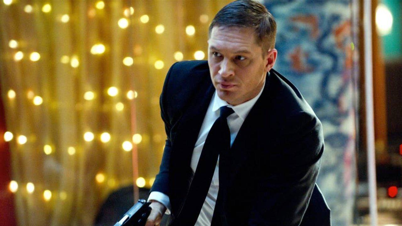 See Tom Hardy as James Bond
