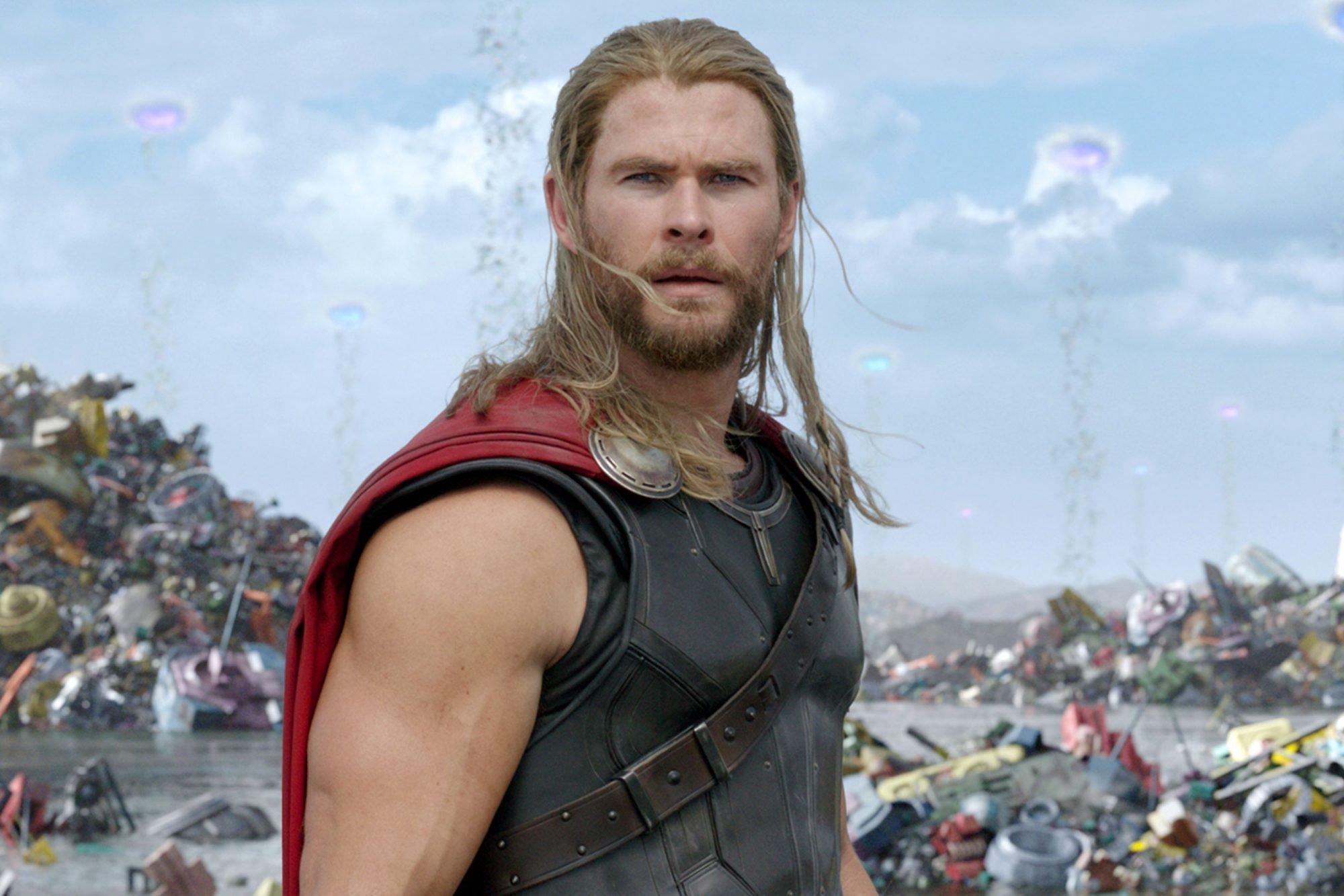 Chris Hemsworth Returning To Marvel As Frog Thor & More Marvel News - cover