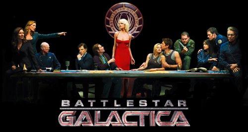 The Battlestar Galactica Reboot Is Getting A Strange Release