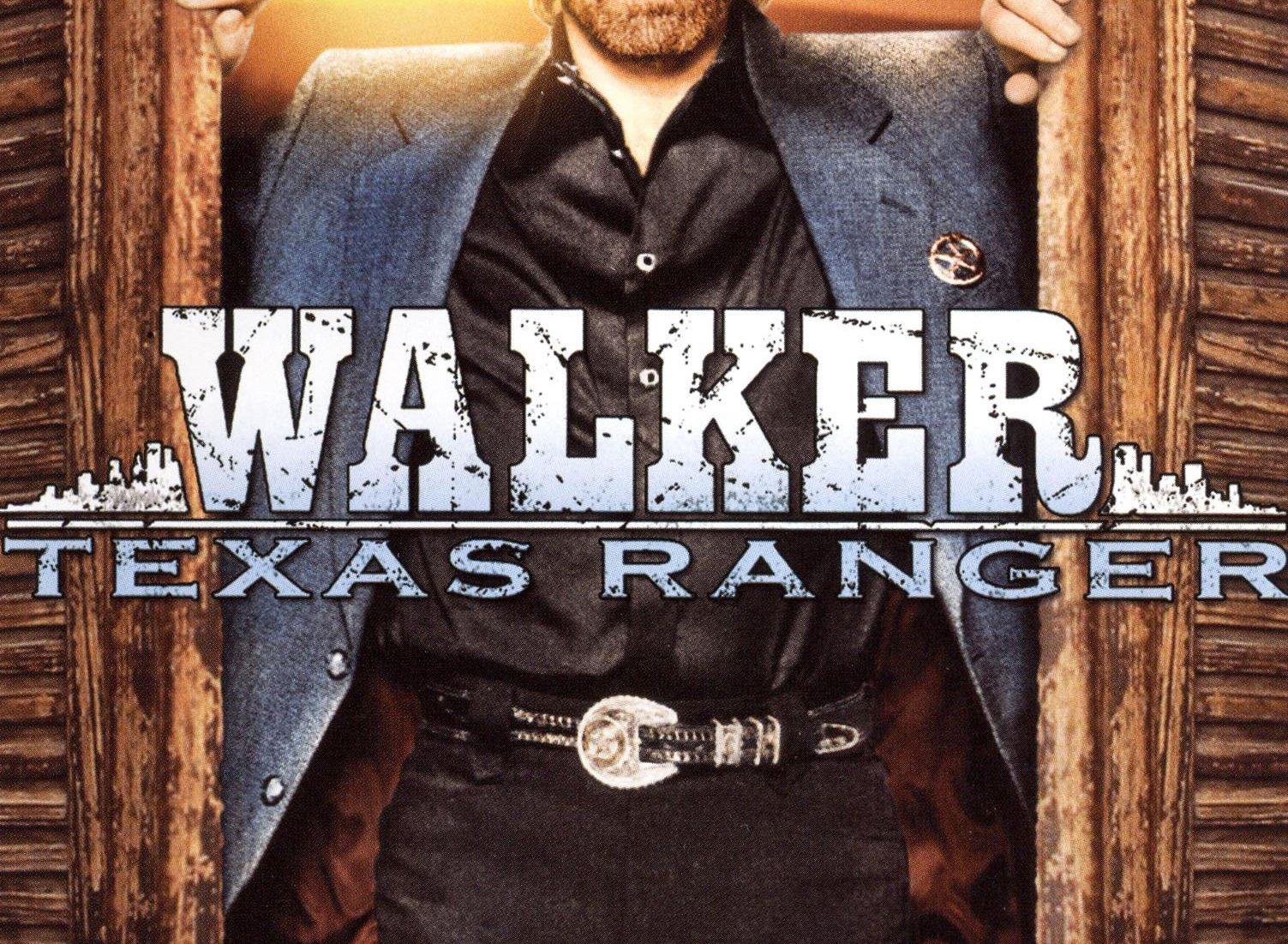 The Walker, Texas Ranger Reboot: First Look At Jared Padlecki As The New Chuck Norris