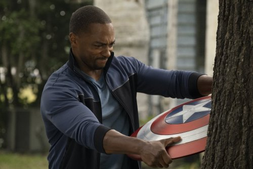 Anthony Mackie's Replacement As Marvel's Falcon Revealed