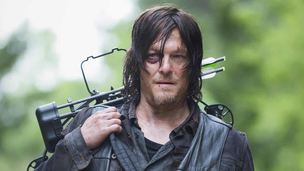 Norman Reedus Had A Difficult Time Working With One Walking Dead Co-Star & More  - cover
