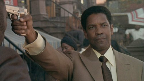 A Denzel Washington Crime Thriller Is Climbing The Charts On Streaming