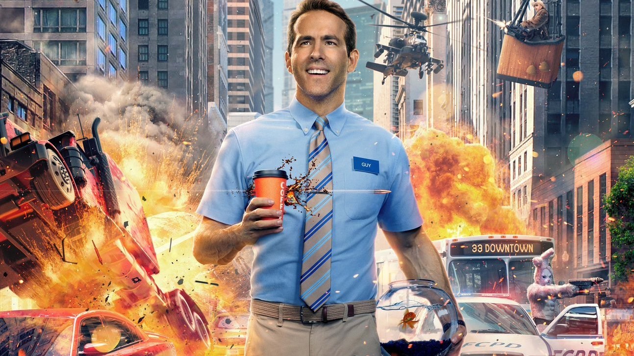 Ryan Reynolds' Free Guy First Reactions Are A Big Surprise
