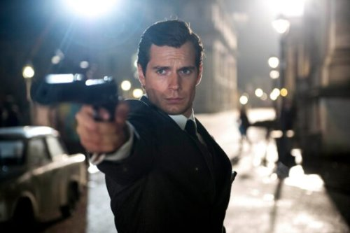 See Henry Cavill As The New James Bond