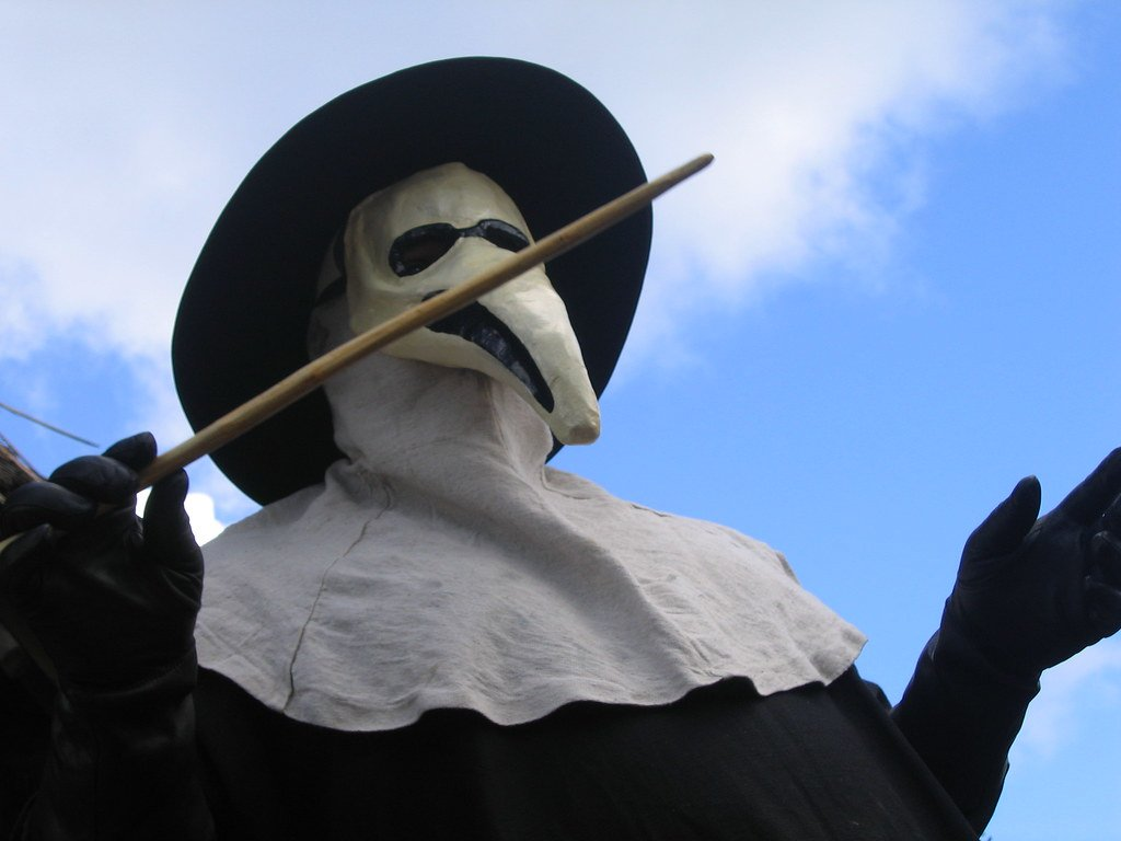 Bubonic Plague Appears In United States, The Black Death Is Back