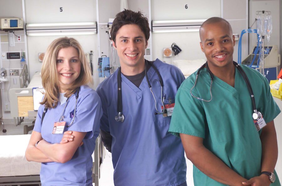 These Scrubs Episodes Are Now Banned From Streaming