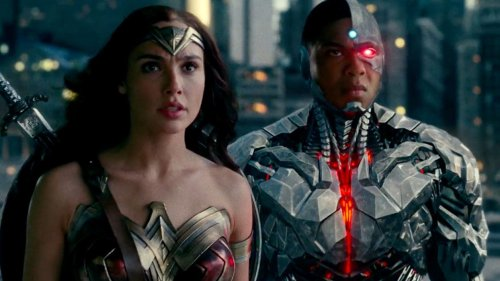 Gal Gadot Speaks Out About The Ray Fisher Accusations